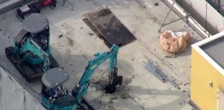 Kyoto Animation inicia o estágio dois de demolição do seu estúdio nº 1