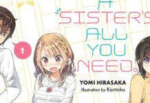Mangá A Sister's All You Need termina no 14º volume