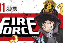 Mangá Fire Force faz pausa de 1 semana devido a gripe