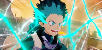 My Hero One's Justice 2 mostra luta de Deku contra Overhaul