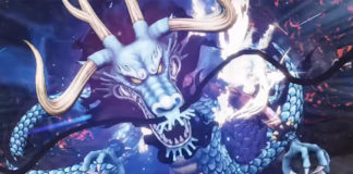 One Piece Pirate Warriors 4 – Trailers de Kaido, Big Mom e Hawkins