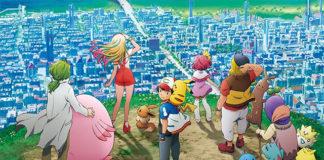 Pokémon the Movie: Power of Us na Netflix
