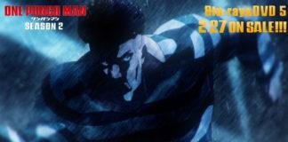 Primeiros 2 minutos do 5º OVA de One-Punch Man 2