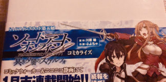 Sword Art Online: Progressive vai ter novo mangá