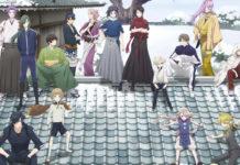 Touken Ranbu: Hanamaru vai ter novo projeto