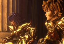 Trailer da 2ª parte de Knights of the Zodiac: Saint Seiya