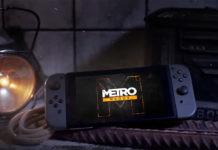 Trailer de anúncio Metro Redux (Nintendo Switch)