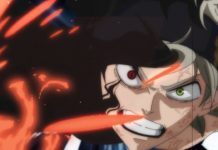Trailer internacional de lançamento de Black Clover Phantom Knights