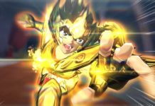 Trailers de Saint Seiya: Shining Soldiers