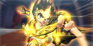 Trailers de Saint Seiya: Shining Soldiers