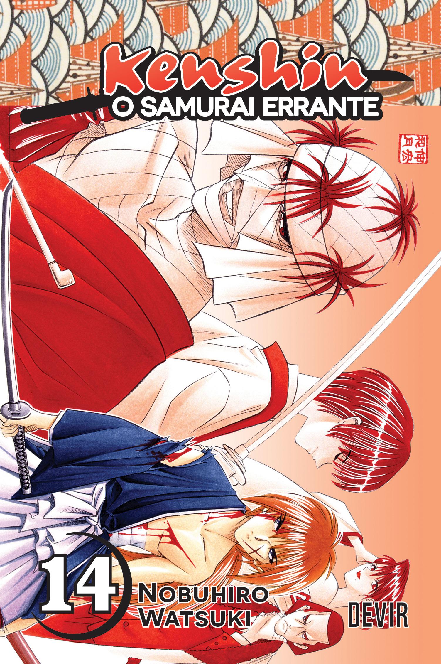 Devir lançou Kenshin, o Samurai Errante 14