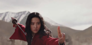 Filme live-action de Mulan - Trailer Super Bowl 2020