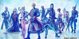 Fotos do musical de Final Fantasy Brave Exvius