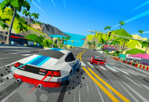 Hotshot Racing anunciado para PS4, Xbox One, Switch e PC
