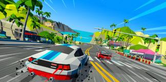 Hotshot Racing anunciado para PS4, Xbox One, Switch e PC