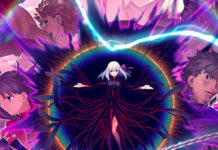 Imagem promocional do 3º filme de Fate/stay night: Heaven's Feel
