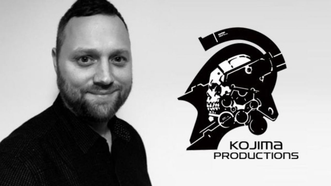 Jay Boor é o chefe global de marketing e comunicação Kojima Productions