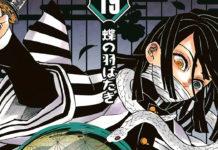 Kimetsu no Yaiba é o terceiro mangá a vender mais de 1 milhão de cópias de 1 volume na 1ª semana