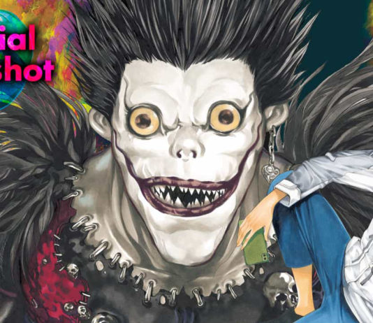 Lê aqui o novo mangá one-shot de Death Note