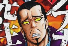 Mangá Nobunaga-Sensei chegou ao fim