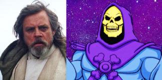 Mark Hamill é Skeletor em Masters of the Universe: Revelation