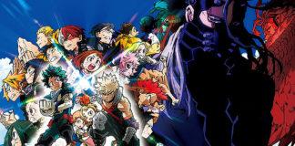 My Hero Academia: Heroes Rising já ganhou 1.73 bilhões de ienes