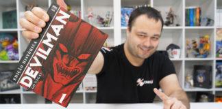 NewPOP - Edição Histórica de Devilman