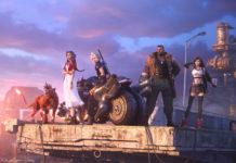 Nova imagem promocional de Final Fantasy VII Remake