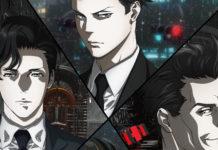 Psycho Pass 3: First Inspector já tem data de estreia