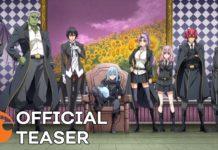Teaser de Tensei shitara Slime Datta Ken 2