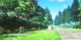 Teaser trailer do filme de Violet Evergarden
