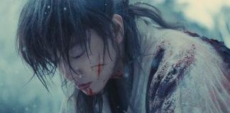Trailer dos últimos filmes live-action de Samurai X