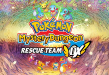 Vídeo sobre a mecânica de jogo de Pokémon Mystery Dungeon: Rescue Team DX
