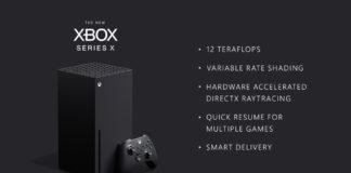 Xbox Series X é poderosa - 12 teraflops