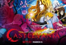 Nova imagem promocional de Castlevania 3
