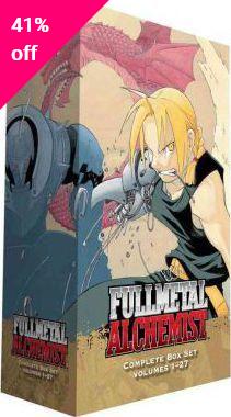 mangás de Fullmetal Alchemist