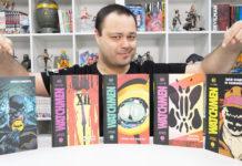 Colecção BD Watchmen - 1ª parte
