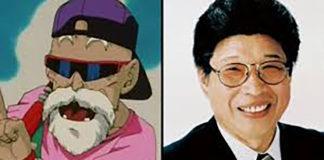 Faleceu o ator de voz Hiroshi Masuoka