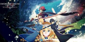 Mais gameplay de Sword Art Online: Alicization Lycoris