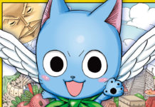 Mangá Fairy Tail: Happy no Daibouken vai terminar