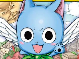 Mangá Fairy Tail: Happy no Daibouken vai terminar