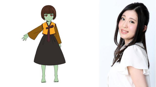 Anaak Jahad - Akira Sekine (Princess em Princess Principal)