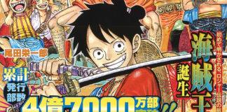 One Piece tem 470 milhões de cópias em circulação