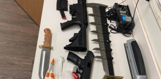 Polícia de Ohio confisca uma Zanpakuto de Bleach