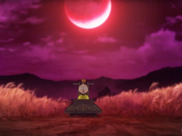 "Studio DEEN anima violenta curta ""Samurai & Shogun"" para a série Rick and Morty"
