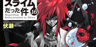 Tensei Shitara Slime Datta Ken já tem 18 milhões de cópias