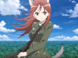 Trailer da série anime Strike Witches: Road to Berlin