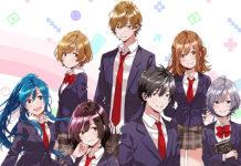 Revelado staff do anime de Jaku-chara Tomozaki-kun