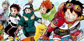 Edição 21 da Weekly Shonen Jump é adiada uma semana
