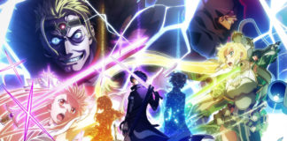Foi adiada a 2ª parte de Sword Art Online: Alicization – War of Underworld